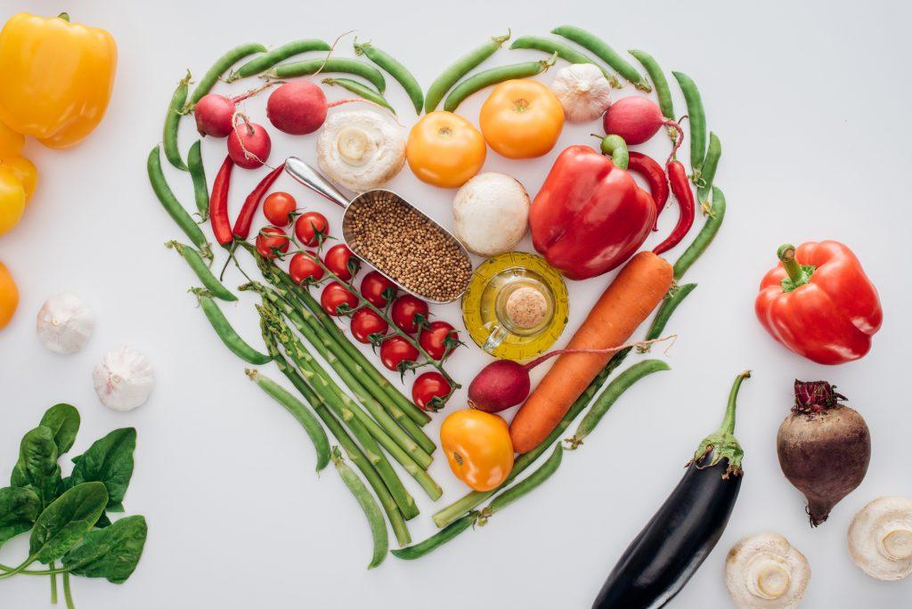 здоровое питание влияет на печень